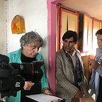 پشت صحنه سریال تلویزیونی مس با حضور سیروس میمنت و عبدالرضا صادقی جهانی