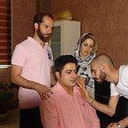 پشت صحنه سریال تلویزیونی مس با حضور رامین الماسی
