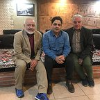 پشت صحنه سریال تلویزیونی مس با حضور مجید مشیری، مرتضی کاظمی و رامین الماسی