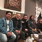 پشت صحنه سریال تلویزیونی مس با حضور فرحناز منافیظاهر، مجید مشیری و رامین الماسی