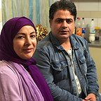 پشت صحنه سریال تلویزیونی مس با حضور فرحناز منافیظاهر و رامین الماسی
