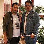 پشت صحنه سریال تلویزیونی مس با حضور رامین الماسی و محمد حسنزاده