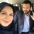 پشت صحنه سریال تلویزیونی شرایط خاص با حضور شهره سلطانی و کامبیز دیرباز