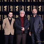 عکس جشنواره ای فیلم سینمایی به وقت شام با حضور ابراهیم حاتمیکیا، هادی حجازیفر و محمد شعبان