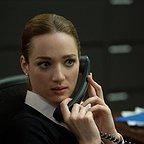 سریال تلویزیونی خانه پوشالی با حضور Kristen Connolly