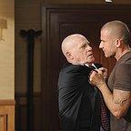 سریال تلویزیونی فرار از زندان با حضور دامینیک پرسل و Leon Russom