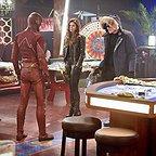 سریال تلویزیونی فلش با حضور Peyton List، ونتورت میلر و گرانت گاستین