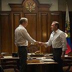 سریال تلویزیونی خانه پوشالی با حضور کوین اسپیسی و Lars Mikkelsen
