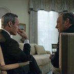 سریال تلویزیونی خانه پوشالی با حضور کوین اسپیسی و Michel Gill