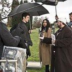 سریال تلویزیونی فلش با حضور Kevin Smith، گرانت گاستین و کندیس پتن