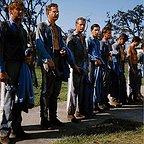 فیلم سینمایی لوک خوش دست با حضور پل نیومن، Ralph Waite، J.D. Cannon، Richard Davalos و Wayne Rogers