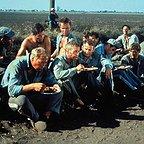 فیلم سینمایی لوک خوش دست با حضور پل نیومن، George Kennedy، دنیس هاپر و هری دین استنتون