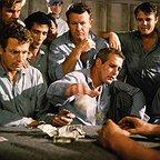 فیلم سینمایی لوک خوش دست با حضور پل نیومن، جو دان بیکر، Marc Cavell، Wayne Rogers و Lou Antonio
