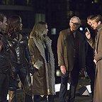 سریال تلویزیونی افسانه های فردا با حضور دامینیک پرسل، کیتی لاتز، ویکتور گاربر، Arthur Darvill، Ciara Renée و Falk Hentschel