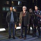 سریال تلویزیونی افسانه های فردا با حضور Brandon Routh، ویکتور گاربر، Franz Drameh، Ciara Renée و Falk Hentschel