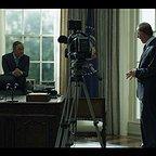سریال تلویزیونی خانه پوشالی با حضور کوین اسپیسی و Dan Ziskie