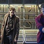 سریال تلویزیونی افسانه های فردا با حضور Franz Drameh و Arthur Darvill