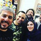 پشت صحنه فیلم سینمایی چهارراه استانبول با حضور بهرام رادان، سحر دولتشاهی، محسن کیایی، بابک بهشاد، پوریا رحیمیسام و ماهور الوند