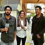 پشت صحنه فیلم سینمایی سلام بمبئی با حضور محمدرضا گلزار و دیا میرزا