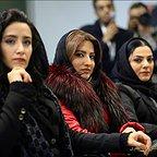نشست خبری فیلم تلویزیونی خجالت نکش با حضور فرانک تمنایی و سمیرا حسینی