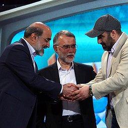 اختتامیه نخستین جشنواره مردمی برنامه های نوروزی ۱۳۹۷