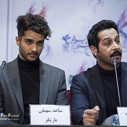 نشست خبری فیلم «ماهورا» با حضور بازیگران و عوامل