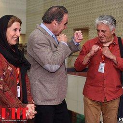 گزارش تصویری روز پنجم جشنواره جهانی فیلم فجر