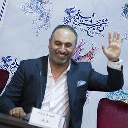 نشست خبری فیلم لاتاری در جشنواره فجر 36