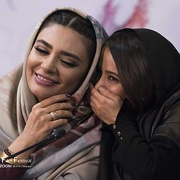 نشست خبری فیلم «خجالت نکش» در جشنواره فجر ۳۶