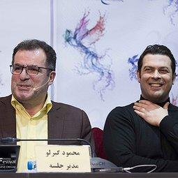 فوتوکال و نشست خبری فیلم «هایلایت» با حضور بازیگران و عوامل