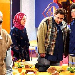 سریال تلویزیونی زندگی به شرط خنده (1385)