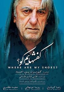 کفشهایم کو؟