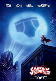 کاپیتان زیرشلواری: اولین فیلم حماسی