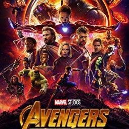 فیلم سینمایی انتقامجویان: جنگ ابدیت (2018)