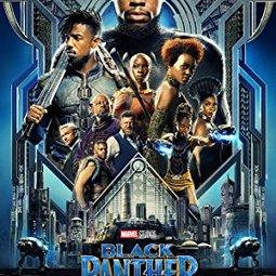 فیلم سینمایی پلنگ سیاه (2018)