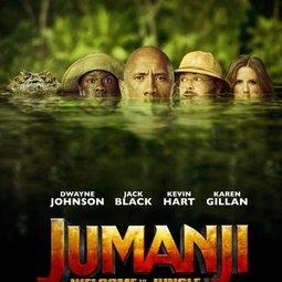 فیلم سینمایی جومانجی: به جنگل خوش آمدید (2017)