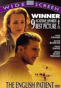 بیمار انگلیسی (1996)