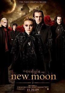 گرگ و میش: ماه نو