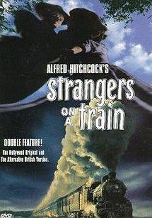 بیگانگان در قطار