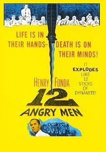 12 مرد خشمگین (1957)