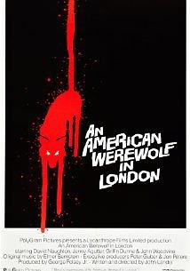 گرگ نمای آمریکایی در لندن