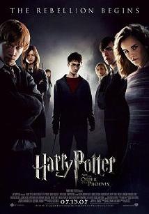 هری پاتر و محفل ققنوس (2007)