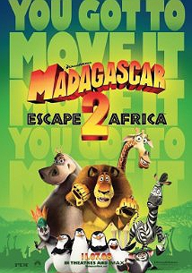 ماداگاسکار: فرار به آفریقا