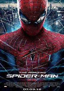 مرد عنکبوتی شگفت انگیز (2012)