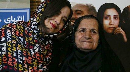 گزارش تصویری دیدار مهراوه شریفی نیا با طرفدارانش