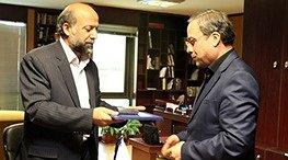 مراسم معارفه رئیس موسسه رسانههای تصویری برگزار شد