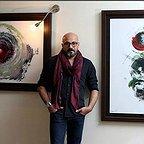 تصویری شخصی از امیر آقایی، بازیگر و نویسنده سینما و تلویزیون