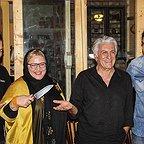 بهرام رادان، بازیگر و تهیه کننده سینما و تلویزیون - عکس اکران