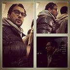 حامد بهداد، بازیگر و مهمان سینما و تلویزیون - عکس اکران