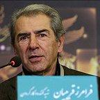 فرامرز قریبیان، بازیگر و کارگردان سینما و تلویزیون - عکس جشنواره